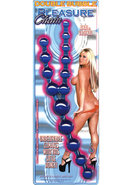 Double Bubble Pleasure Chain For Anal And Vaginal 12 Inch...