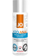 Jo H2o Warming Anal Water Based...