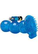Adam And Eve Cyberskin 5x Vibrating Royal Grip Stroker...