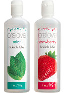Oralove Delicious Duo Lickable...