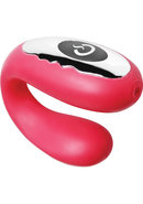 Inmi Ora 5 Mode Oral Silicone Vibe Waterproof Pink 2 Inch