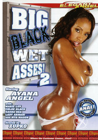 Big Black Wet Asses 02