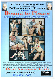 Bound To Please 541 (disc)