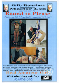 Bound To Please 546 (disc)