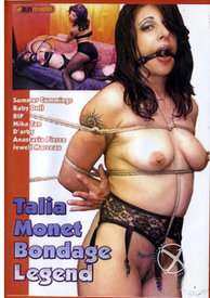 Talia Monet Bondage (disc)