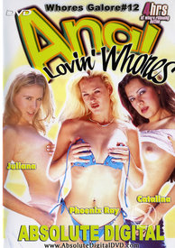 Whores Galore 12 Anal Lovin (disc)