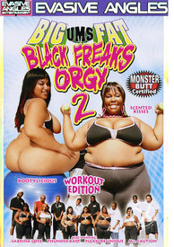 Big Ums Fat Black Freaks Orgy 02