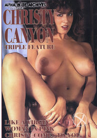 Christy Canyon Triple Feature
