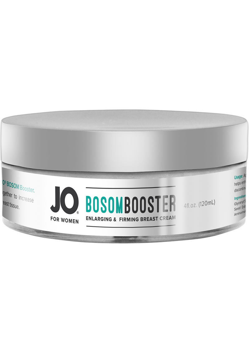 Jo Women Bosom Booster Breast Cream 4 Ounce Jar