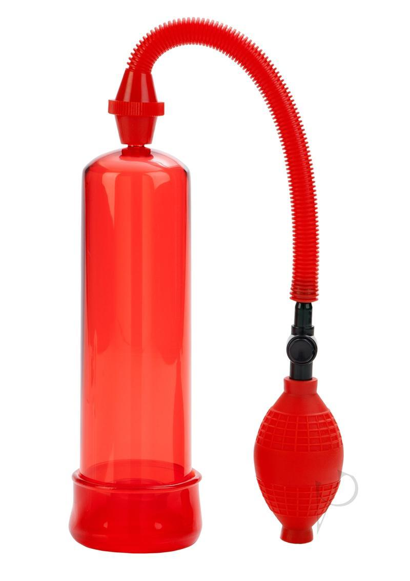 Firemans Pump Red